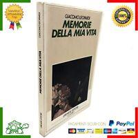 MEMORIE DELLA MIA VITA libro di Giacomo Leopardi Classici Gremese autobiografia