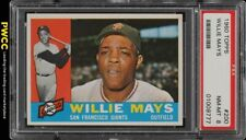 1960 Topps Willie Mays #200 PSA 8 NM-MT