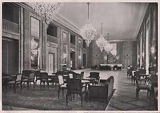 GERMAN CIGARETTE PHOTOS HITLER EVENTS 1935 SET #15/ CARD#  115  4.75 x 3.25 in.