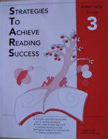 Strategies to Achieve Reading Success [STARS] Book