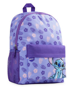Disney Lilo and Stitch School Bag, Backpacks for Children, for School Travel for