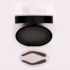 Brow Stamp Powder Palette For Eyebrow Shadow Definition