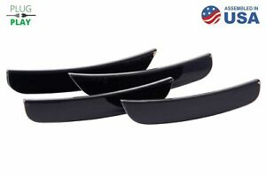 Diode Dynamics LED Sidemarkers for 2015-2020 Dodge Charger (set) - Smoked