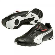 Puma Redon Move Baskets Chaussures Homme 185999 noir-blanc-haute risque rouge 02