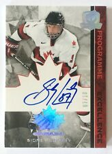 2008-09 Sidney Crosby The Cup Program Of Excellence /10.  VERY RARE! Big BV$