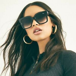 Quay Australia Women's Icy Black/Fade Sunglasses