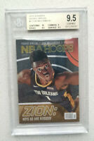 ZION WILLIAMSON 2019-20 HOOPS KEYS TO THE KINGDOM ROOKIE SPECIAL BGS 9.5 SPEC1