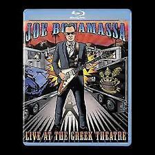 Live At The Greek Theatre von Joe Bonamassa (2016), Neu OVP, Blu-ray Disc