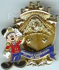 Disney Pin: Disney Cruise Line DCL Happiest Celebration at Sea (DVC Exclusive)
