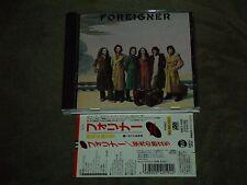 Foreigner S/T Japan CD