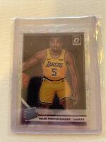 2019-20 Donruss Optic Fanatics Silver Wave Prizm Talen Horton-Tucker Rookie RC