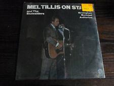 Mel Tillis & The Statesiders - On Stage Birmingham Auditorium , Vinyl LP Sealed