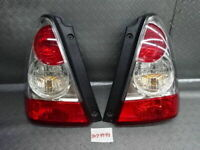 JDM 2006 Subaru Forester SG5 SG9 STI Tail Lights Taillights Lamps Set OEM