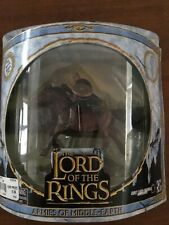 """New listing Lord of the Rings Armies of Middle-Earth """"Rohan Horseman"""" Action Figures"""