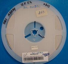 BOURNS 4X0603 Size Resistor Network Reel 62 Ohm, 5%, CAY16-620J4, 4635pcs