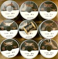 Cardas Audio Quad Eutectic Silver Solder + Rosin Flux - 11 Feet - Ships Free!