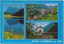 PASSO GOBBERA - VEDUTINE - CANAL S.BOVO (TRENTO) 1990