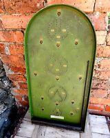Vintage Corinthian 21S Abbey Bagatelle Game Pinball Pub Bar Display - Board Only