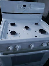 Bosch Hgs3023Uc Stove - 5 Top - 300 Series - White *Price Negotiable*