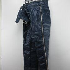 Classic Blue Red Stripe Vintage Downhill Snow Ski Winter Pants Obermeyer Size 19