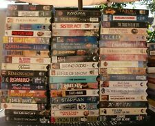 VHS Movies - You Choose - Buy 2 Get 1 Free