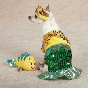 Lil' Furrmaid Dog Costume