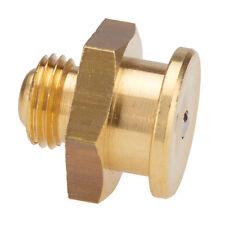 """G 1/8"""" [100 pièce] DIN 3404 ø16mm plat lubrification mamelons en laiton"""
