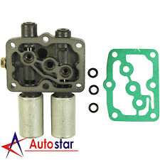 New Transmission Dual Linear Shift Solenoid With Gasket For 1998+ Honda Acura