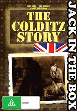 The Colditz Story DVD NEW, FREE POSTAGE WITHIN AUSTRALIA REGION ALL
