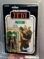 AFA 85 Star Wars Kenner 1983 ROTJ 77-back-A C-3PO Removable Limbs 85-85-90