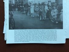 f1l ephemera reprint picture mansfield bicester empire shopping week fancy dress