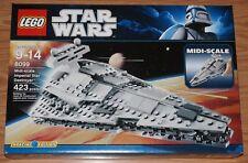NEW Lego Star Wars Midi-scale Imperial Star Destroyer 8099 MISB Retired 2010