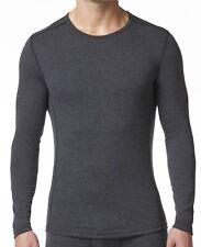Stanfields HeatFx Merino Wool Blend Thermal Long Sleeve Shirt Sz Xl Gray New