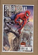 Spider Island #3 Murata Manga Variant Secret Wars Marvel Comics