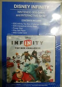 Disney Infinity Nintendo 3DS Game and Interactive Base Video Disc