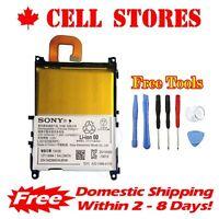 Original OEM SONY Xperia Z1 Battery C6902 C6903 C6906 LIS1525ERPC 3000mAh +Tools