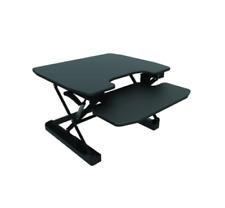 Contour Ergonomics Sit-Standing Desk Black Office Desk Black CE04633 NEW
