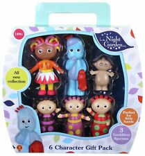In The Night Garden 10cm 6 Character Figurine Gift Pack