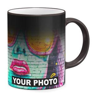 Motiv-Magische Tasse 330 ml mit personalisierter Graphik, Foto, Beschriftung