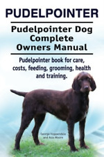 Moore Asia-Pudelpointer Pudelpointer Dog (Us Import) Book New
