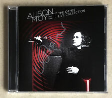 ALISON MOYET * OTHER LIVE COLLECTION * 13 TRK CD w/ SIGNED BOOKLET * BN! * YAZOO