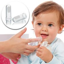 Silicone Finger Toothbrush (Assorted) Baby Buddy:Baby Buddy Fral Care Program _】