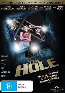 The Hole - DVD - Hayley Bennet - Bruce Dern - New & Sealed