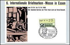 Comer sellos feria máquinas marca sello especial