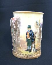 "Royal Doulton - Bill Sykes Small Vase or Pencil Holder 4 5/8"" High (#493)"