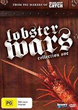 Lobster Wars : Collection 1 (DVD, 2008, 3-Disc Set)  Region 4