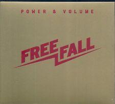 CD ALBUM DIGIPACK 12 TITRES--FREE FALL--POWER & VOLUME--2013