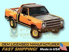 1979 1980 Dodge Macho Power Wagon Truck Decals Stripes Graphics Kit