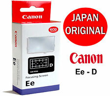 Genuine Canon Ee-D Grid-type Focusing Screen for Canon EOS 5D Digital Camera