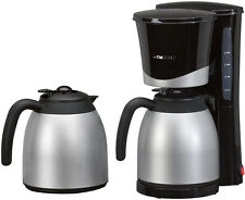 Rp372 Clatronic Machine a Cafe Thermos KA 3328 Noir / inox